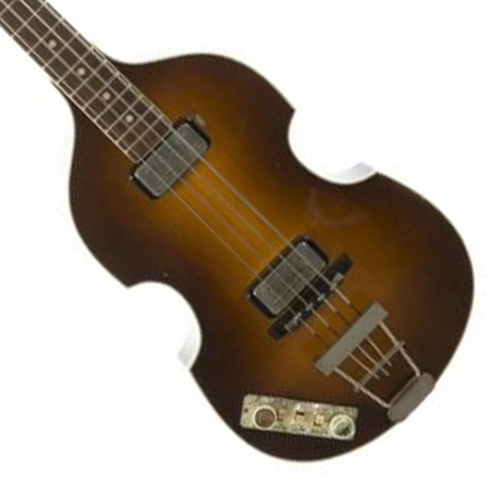 paul mccartney höfner violin bass