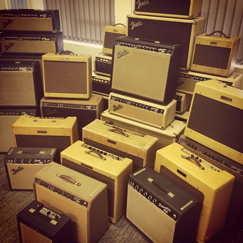 Fender Amplifier Collection
