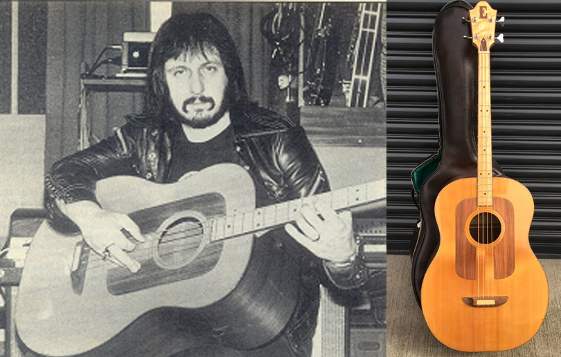 John Entwistle Header